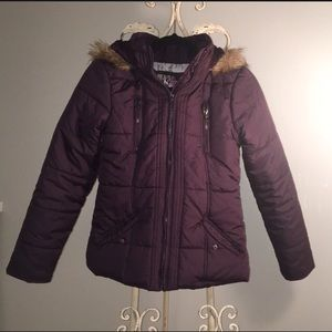 NWOT'S winter coat sz med